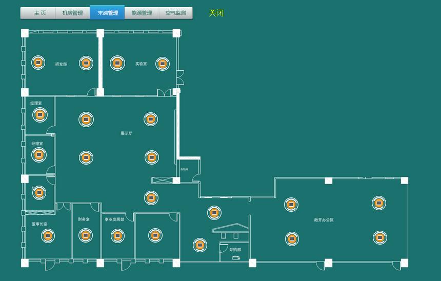 ALD 节能管理系统-镇江颐高数码广场